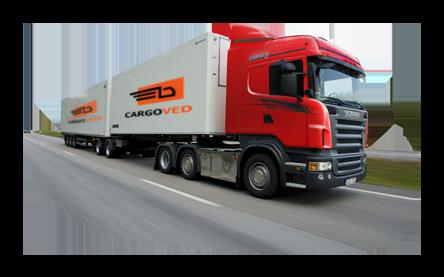 Международная доставка от CargoVED